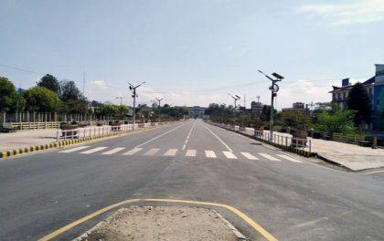 'लकडाउन'को पहिलो दिन, यस्ताे देखियाे काठमाडौं (फोटो फिचरसहित)