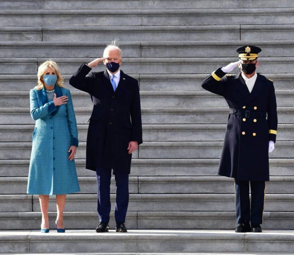 अमेरिकाको ४६औं राष्ट्रपतिमा जो बाइडेनले लिए सपथ, ट्रम्प फ्लोरिडामा
