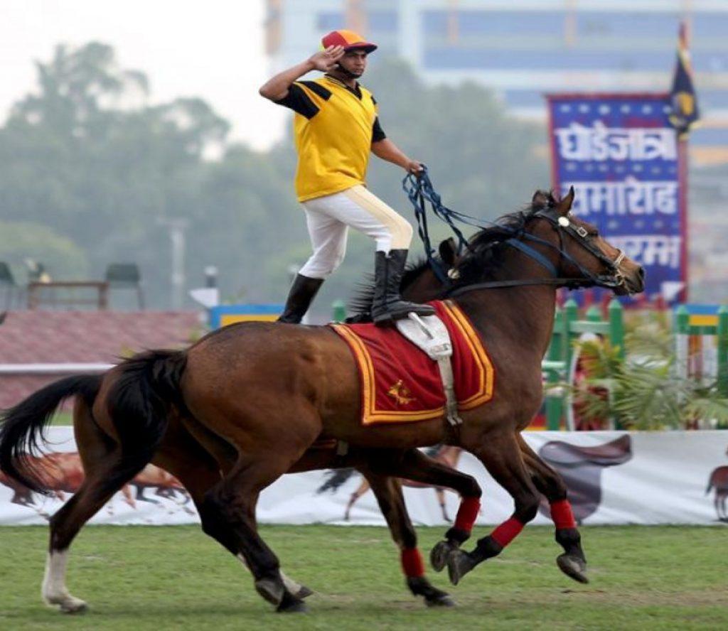 आज घोडे जात्रा, काठमाडौं उपत्यकामा सार्वजनिक बिदा