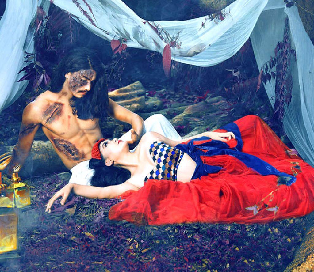 भारतीय थिएटरमा मञ्चन भए नेपाली नाटक 'कुमारी एण्ड द बिस्ट' र 'महाभोज'