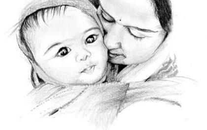 ७ बर्षिया छोरीको आमालार्इ प्रश्नः हाम्रो बाबा खोई ? आमाको जवाफः म अविवाहित हुँ छाेरी