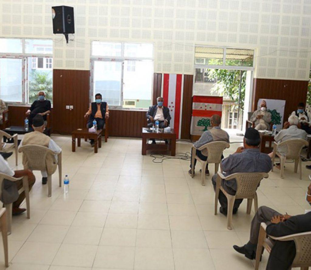 कांग्रेसको पदाधिकारी बैठक बस्दै, के गर्ला निर्णय ?