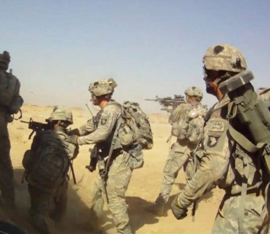 अफगानिस्तानमा सैन्य कारबाहीमा परी १२ जना तालिबानी लडाकूहरु मारिए