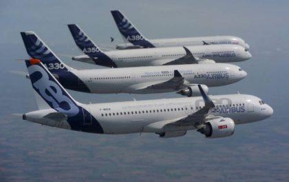 एयरबसको नोक्सानी १ अर्ब ३६ करोड युरो पुग्यो
