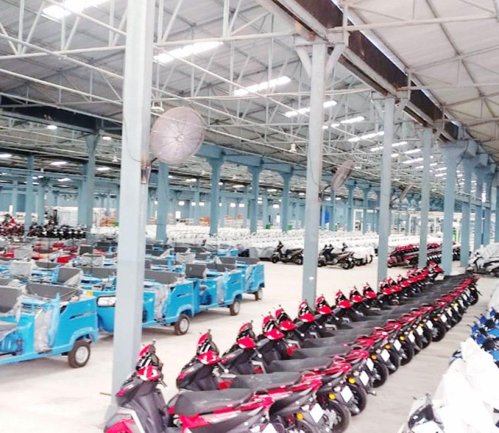 बजाज र टिभिएसका सवारी साधनको उत्पादन नेपालमै सुरु, यामाहा र होन्डा पनि तयारीमा