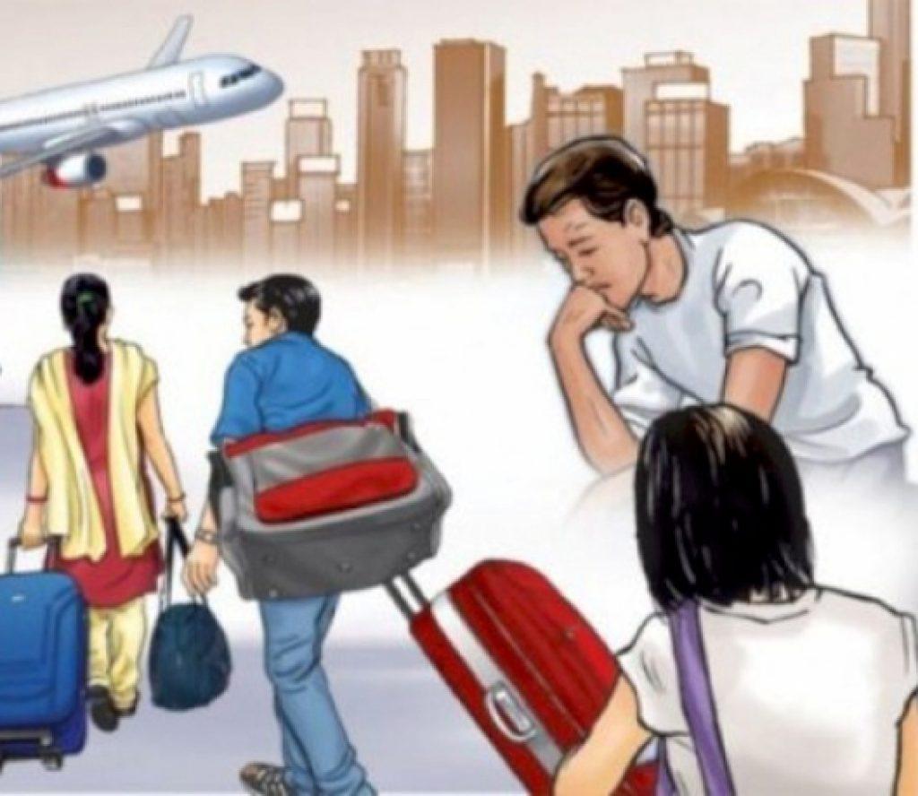 नेपाल फर्कन चाहनेलाई पाँच दिनभित्र राजदूतावासमा विवरण बुझाउन अनुरोध
