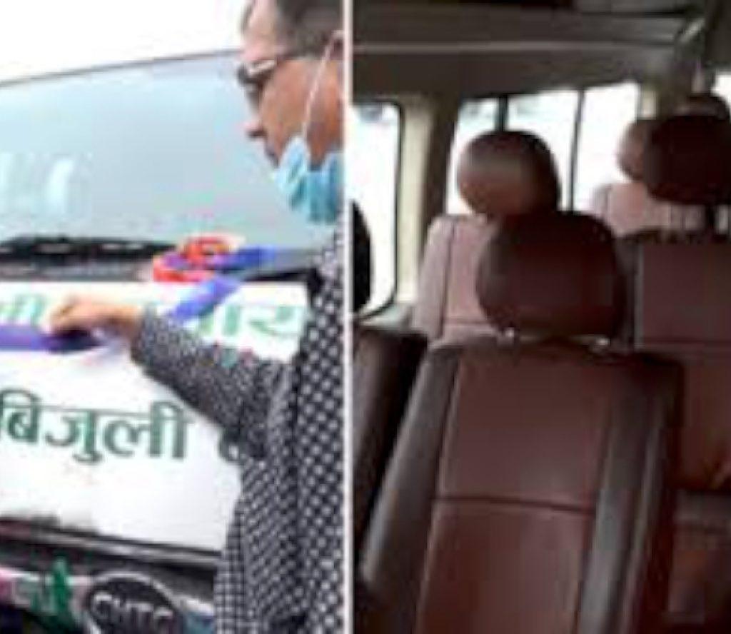 नेपालमा पहिलोपटक लामो दूरीमा विद्युतीय मिनी बस सञ्चालनमा