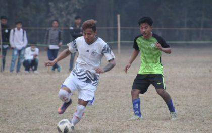 जु फुटबल क्लब रामपुर क्लबलाई पराजित गर्दै फाइनल प्रवेश