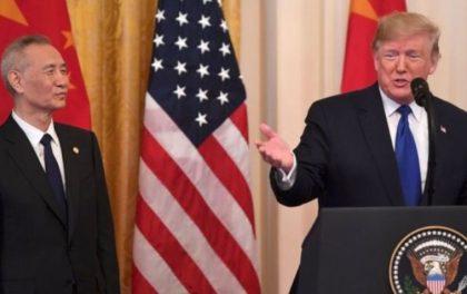 अमेरिका र चीनबीच नयाँ सम्झौता, व्यापार-युद्ध खुकुलो हुने अपेक्षा