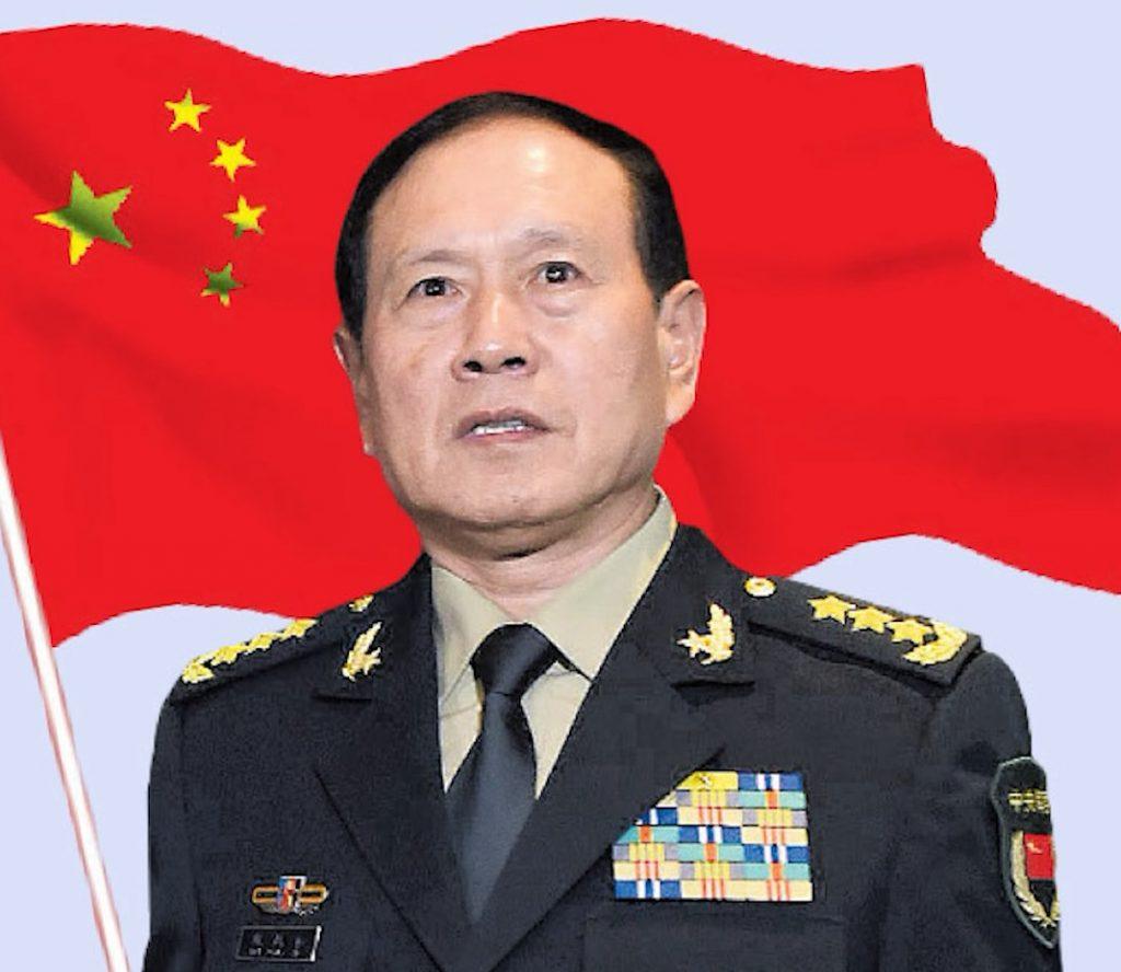 चीनका रक्षामन्त्री वेई आज नेपाल आउँदै