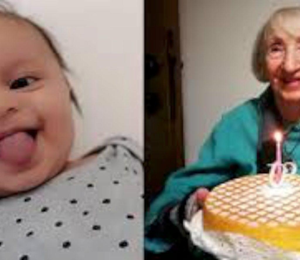 कोरोनाविरुद्ध ६ महिनाको शिशु र १०२ वर्षकी महिलाले जिते लडाइँ