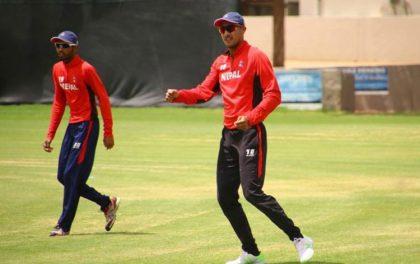 विश्व क्रिकेट लिगमा आज नेपाल र नामिविया भिड्ने