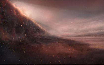 दूर अन्तरिक्षमा एउटा अद्भुत ग्रह, जहाँ आगो दन्किरहन्छ र फलामको वर्षा हुन्छ