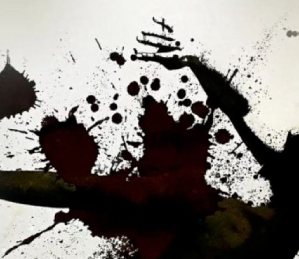 धारिलो हतियार प्रहार गरी श्यामनारायण तिवारीको हत्या