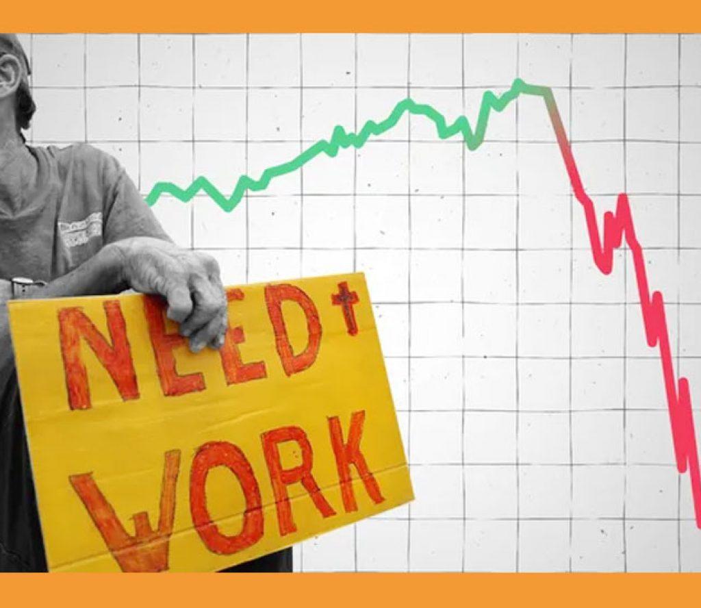 अमेरिकामा दुई सातामै थपिए एक करोड बेरोजगार, ६६ लाखले दिए भक्ताको लागि आवेदन