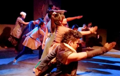 काठमाडौँको कौसी थिएटरमा गएराति 'चराहरुको सम्मेलन'