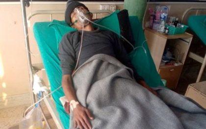 पेटको रोगले छट्पटाई रहेका भोजपुरका खत्री हस्पिटलबाटै सहयोगको अपिल गर्दै