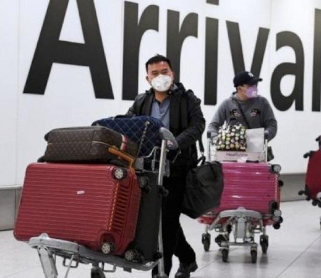 चीनबाट विदेशीको उद्धार सुरु, भाइरस सङ्क्रमितको सङ्ख्या बढ्दै