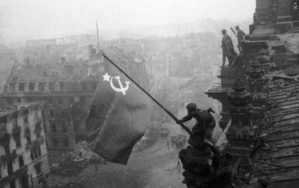 दोस्रो विश्वयुद्ध समाप्त भएको दिन आज, हेर्नुहोस् नाजी जर्मनी ढल्दाका दश तस्बिरहरू
