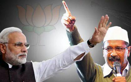 दिल्ली विधानसभा चुनावबाट भाजपा हारिसक्याे : बलिउड अभिनेता खान