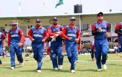 खड्काको कप्तानीमा आइसिसी वल्र्ड क्रिकेटका लागि नेपाली टोली घोषणा