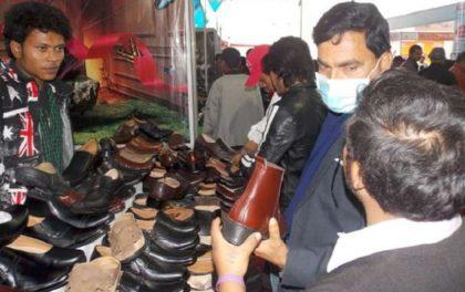 भारतिय चप्पल सँग प्रतिस्पर्धा गर्न नसक्दा नेपाली उद्योग सङ्कटमा