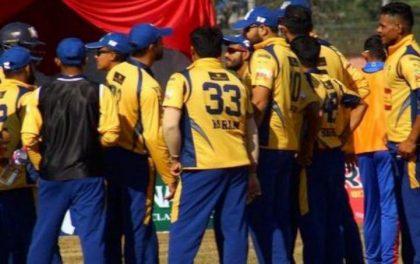 पिपिएल क्रिकेट : पोखरा पल्टनमाथी चितवन राइनोजको सहज जीत