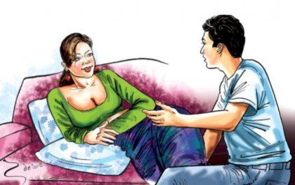 लकडाउनमा घरभाडा तिर्न नसक्दा घरबेटीले शारीरिक सम्बन्धको प्रस्ताव राखेपछि…