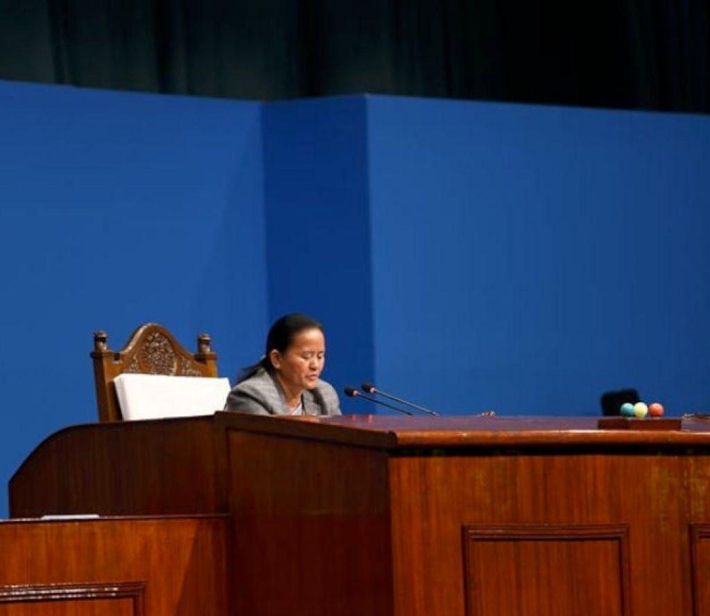 राजीनामा दिदै शिवमायाले भनिन्, 'कसैले पनि आफ्ना जराहरु बिर्सनुहुँदैन' (पत्रसहित)