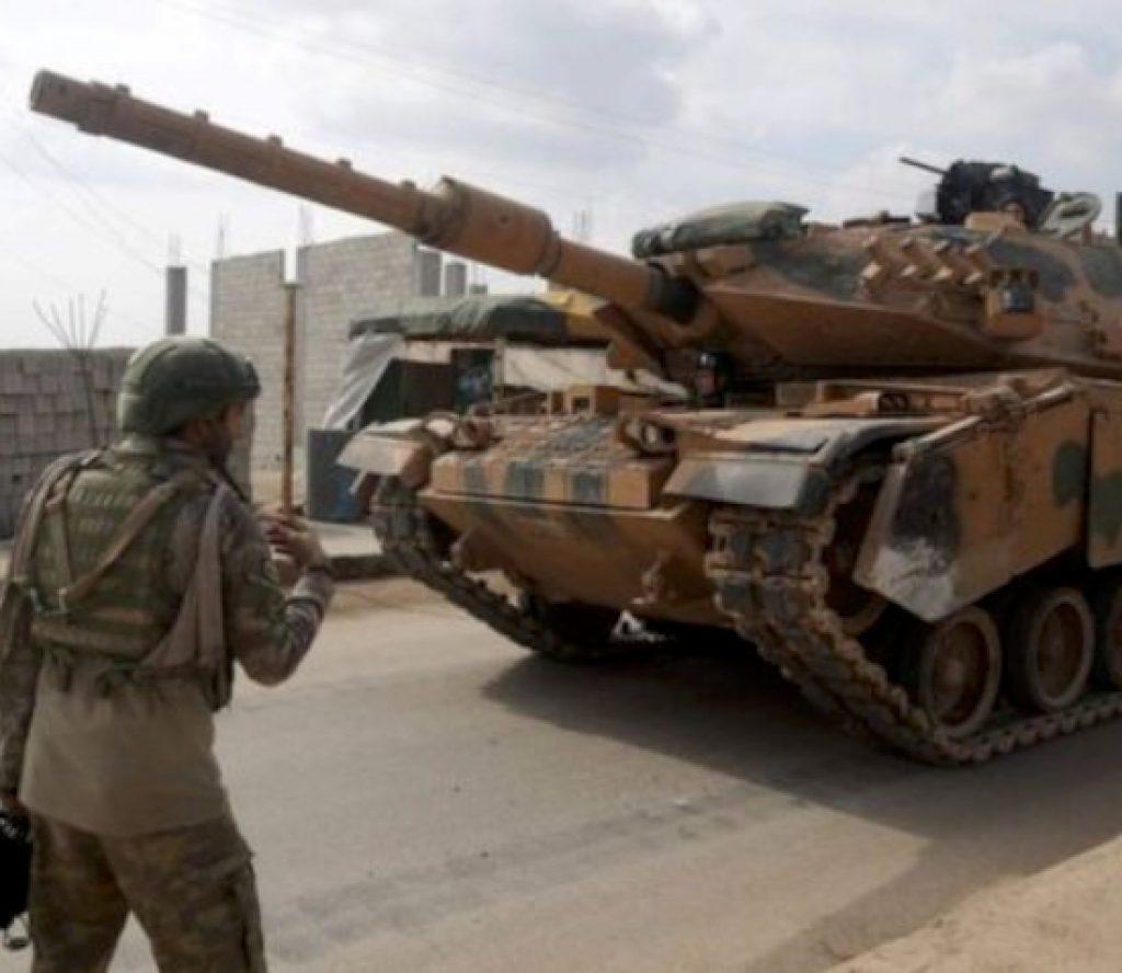 सिरियाद्वारा टर्कीमाथि आक्रमण, २९ सैनिकको मृत्यु