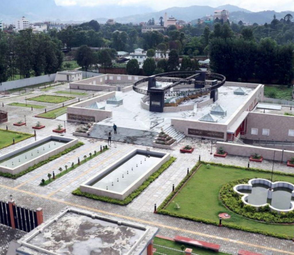 जेठ १५ देखि गणतन्त्र स्मारक आगामी खुला गरिँदै