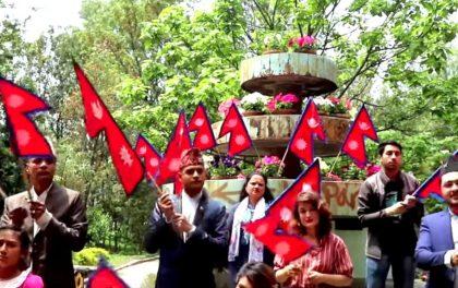 तेजेन्द्र र वर्ताको भ्रष्टाचार विरोधी गीत 'म त गीत गाउँछु हजुर'सार्वजनिक