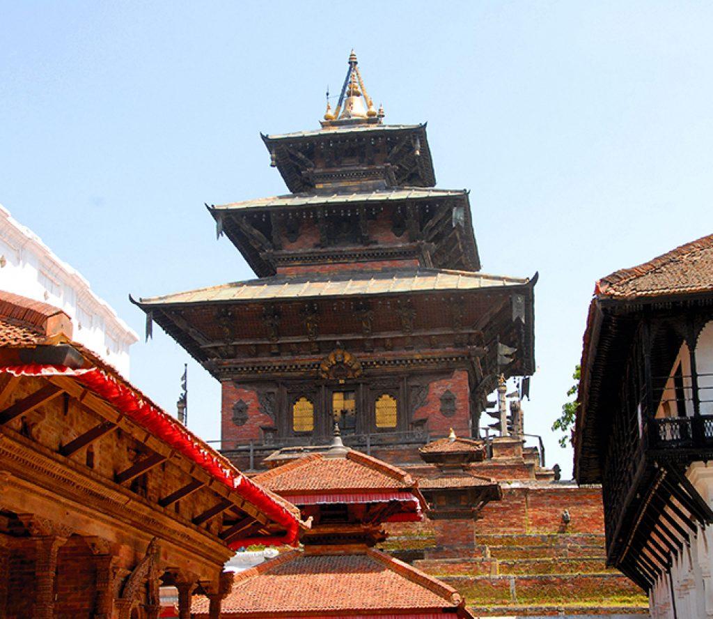 भत्तपुर तलेजुमा बलिरहित पूजाः लगिएन दशैँघर