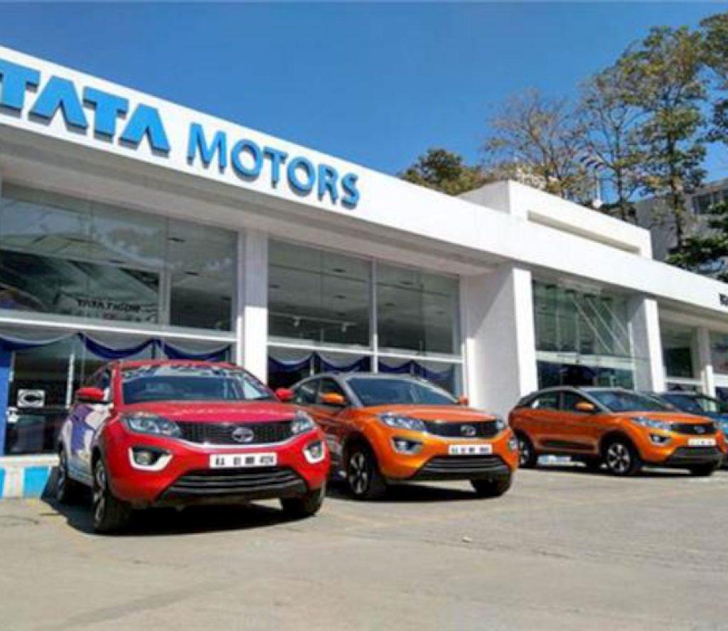 टाटा मोटर्सको बिक्री ८४ प्रतिशतले घट्यो