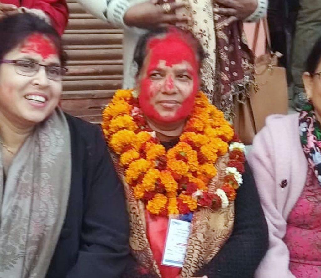 नेकपा–राजपा गठबन्धनको विजयी सुरुवात, प्रदेश २ मा तुलसा दाहाल विजयी