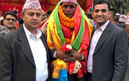 पनौतीमा 'बालबाल'ले बाँचेका शरद बने सामाजिक मन्त्री
